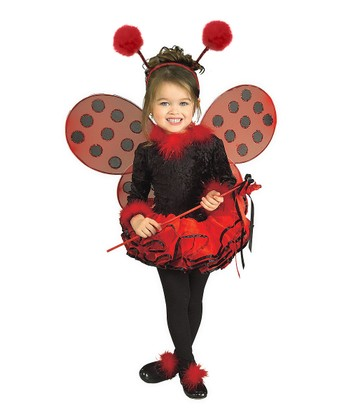 Ladybug Dress-Up Set - Toddler & Girls