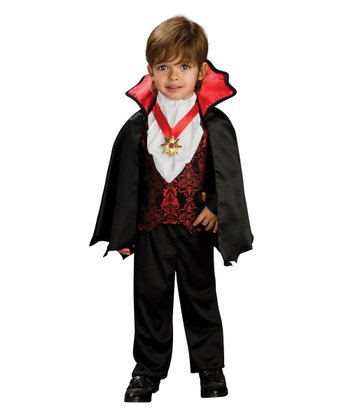 Transylvanian Vampire Dress-Up Set - Toddler