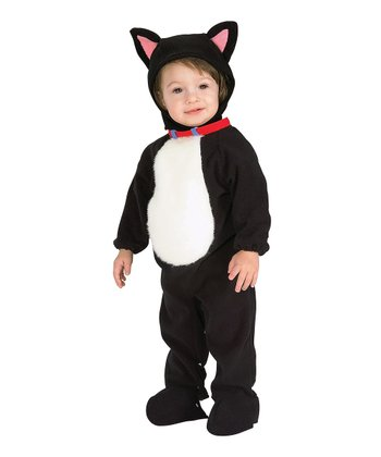 Black Cat Dress-Up Set - Infant