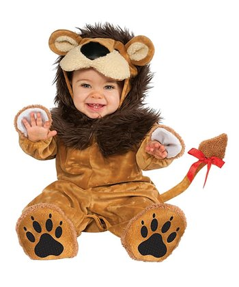 Lion Dress-Up Set - Infant