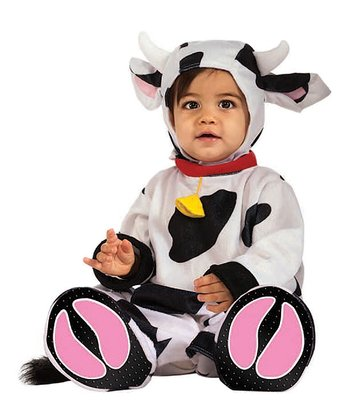 Cow Dress-Up Set - Infant
