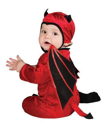 Tiny Devil Dress-Up Set - Toddler