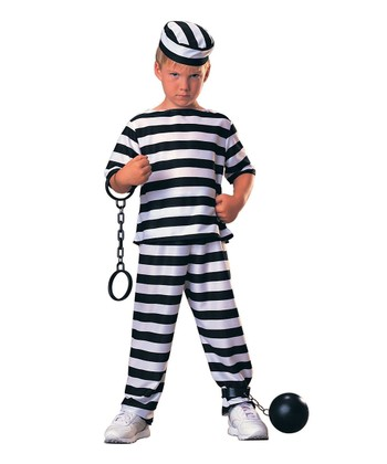 Prisoner Dress-Up Set - Kids
