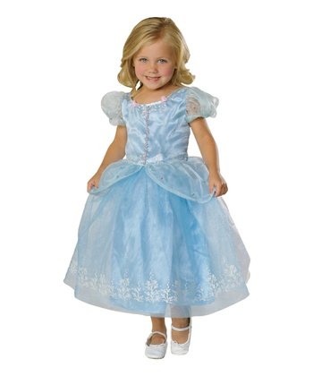 Blue Princess Dress-Up Set - Toddler