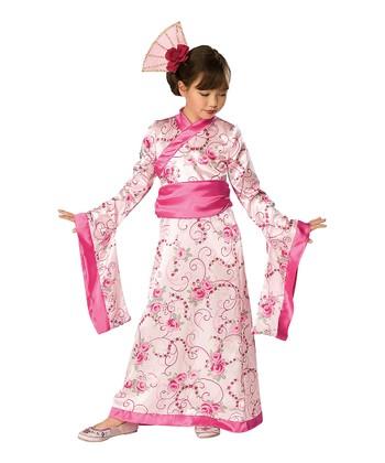 Rubie's Cherry Blossom Princess Dress-Up Set - Girls