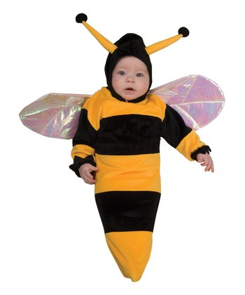 Bumblebee Bunting Dress-Up Set - Infant