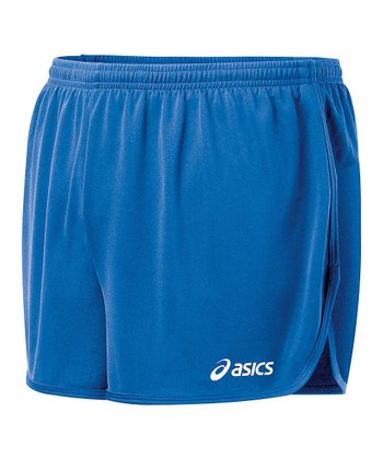 Royal Blue Propel Split Shorts - Men