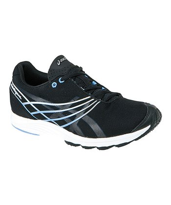 Black & Lightning GEL-Sayuri Active Running Shoe - Women