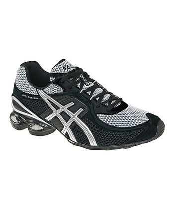Black & Onyx GEL-Frantic 6 Cross-Training Shoe - Men