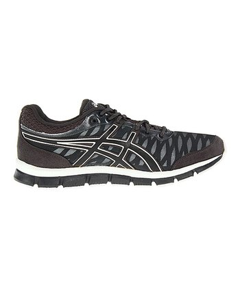 Charcoal & Black GEL-Nerve 33 Performance Running Shoe - Men