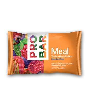 Superfood Slam Whole Food Meal Bar - Set of 12