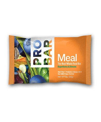 Superberry & Greens Whole Food Meal Bar - Set of 12
