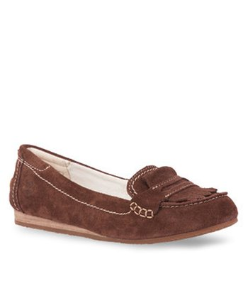 Medium Brown Sand Earthkeepers Caska Kiltie Shoe