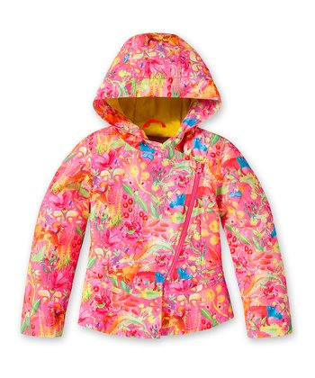 Tope & Cerise Jungle Jacket - Toddler & Girls