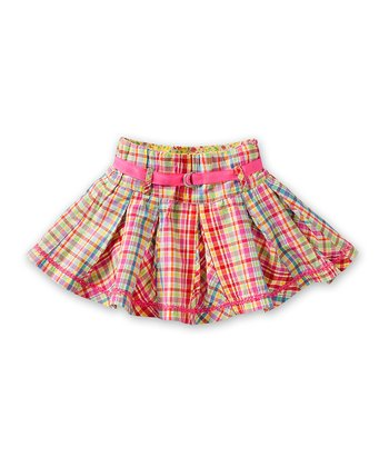 Pink Sun Skirt - Infant, Toddler & Girls