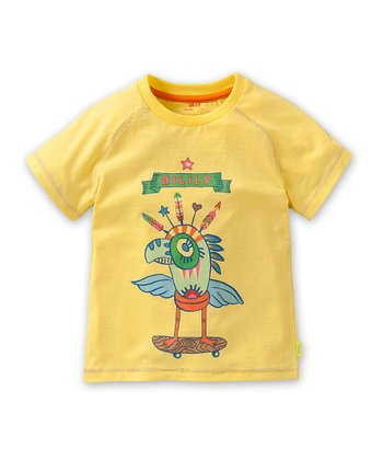 Yellow Tyle Tee - Infant, Toddler & Boys