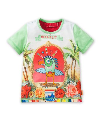 Green Bird To Tee - Toddler & Boys