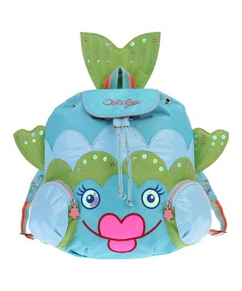 Blue Dutch Islands Backpack