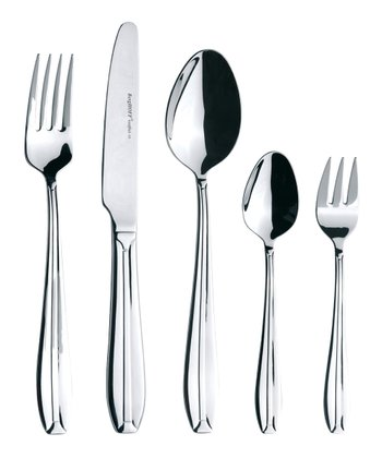 Violin Polished Flatware Set