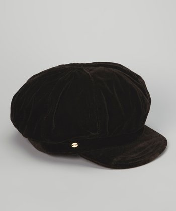 Chocolate Alluring Newsboy Cap