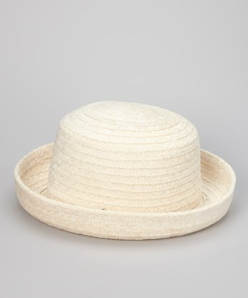 Whisper White Back Bay Hat