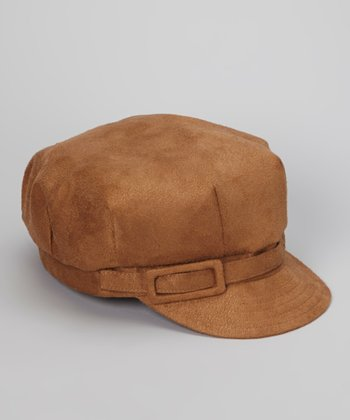Pecan City Life Newsboy Cap