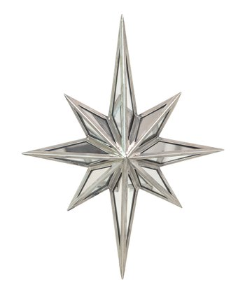 Metal Star Wall Decoration