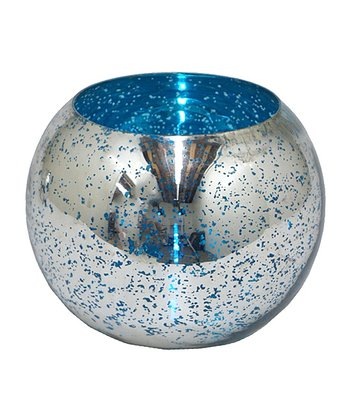 Mercury Glass 6'' Bowl