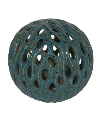 8'' Pattern Ceramic Sphere