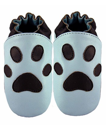 Blue Paw Booties