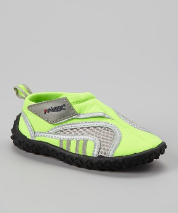 Lime Adjustable Water Shoe