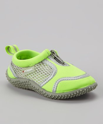 Lime Water Shoe