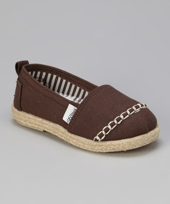 Brown Slip-On Shoe