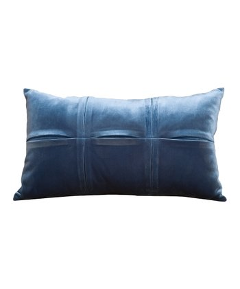 Teal Blue Throw Pillow