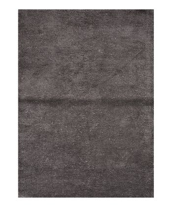 Gray Touchpoint Wool Rug