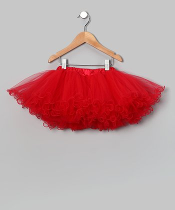 Red Tutu - Infant, Toddler & Girls