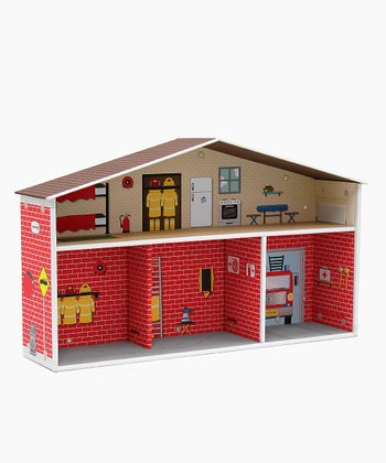 Dylan Fire Station & Accessories Set