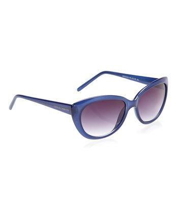 Blue Modern Sunglasses