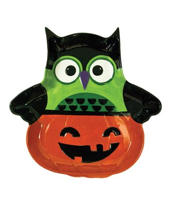 Pumpkin All Owl's Eve Chip & Dip