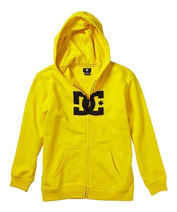 Sunflower Star Zip-Up Hoodie - Toddler & Boys