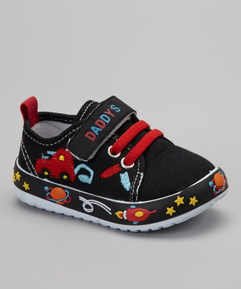 Black Space Sneaker