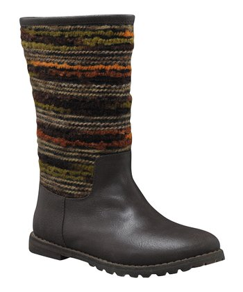 Brown Koop Boot