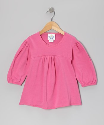 Pink Tunic - Toddler & Girls