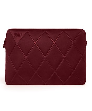 Bordeaux Diamond 13'' Laptop Sleeve