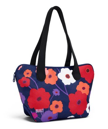 Lush Flower SoHo Shoulder Lunch Tote