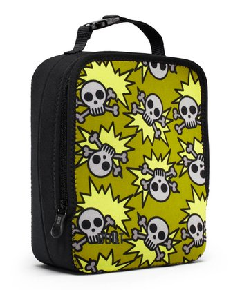 Skeleton Army Lunch Box