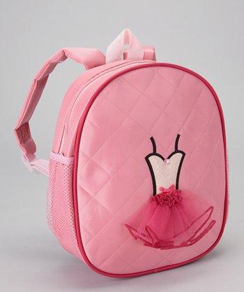 Seesaws & Slides Pink Ballet Tutu Backpack
