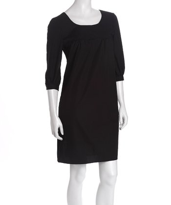 Black Jane Nursing Dress