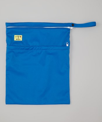 Blue Wet Bag