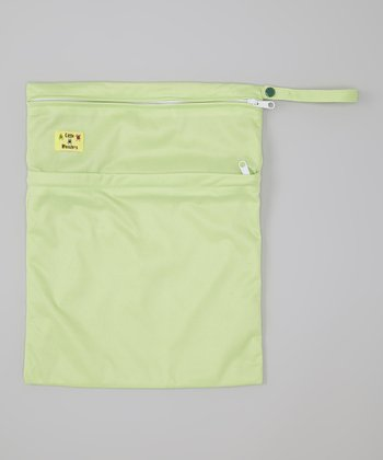 Green Wet Bag